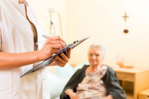 Pflegeheim – Mietvertragskündigung – Vermieterschaden