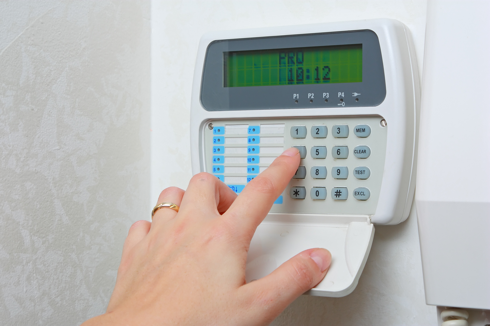 Alarmanlagen-Mietvertrag mit Fernüberwachung – Mietvertrag?