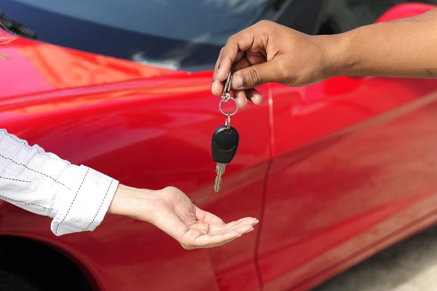 Fahrzeugmietvertrag - Beweispflicht für unbeschädigte Rückgabe