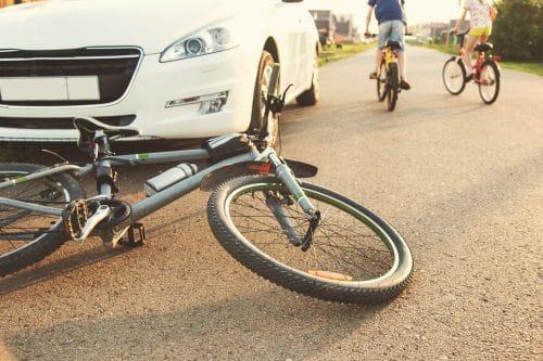 Verkehrsunfall Rennrad: Totalschaden - 130-%-Grenze
