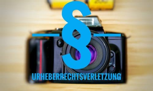 Urheberrechtsverletzung - Verwertung des Bildes eines Hobbyfotografen