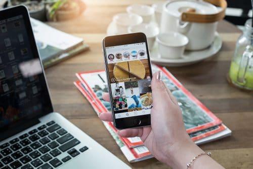 """Instagram-Post - Schleichwerbung - """"Taggen"""" von Fotos ohne Werbekennzeichnung"""
