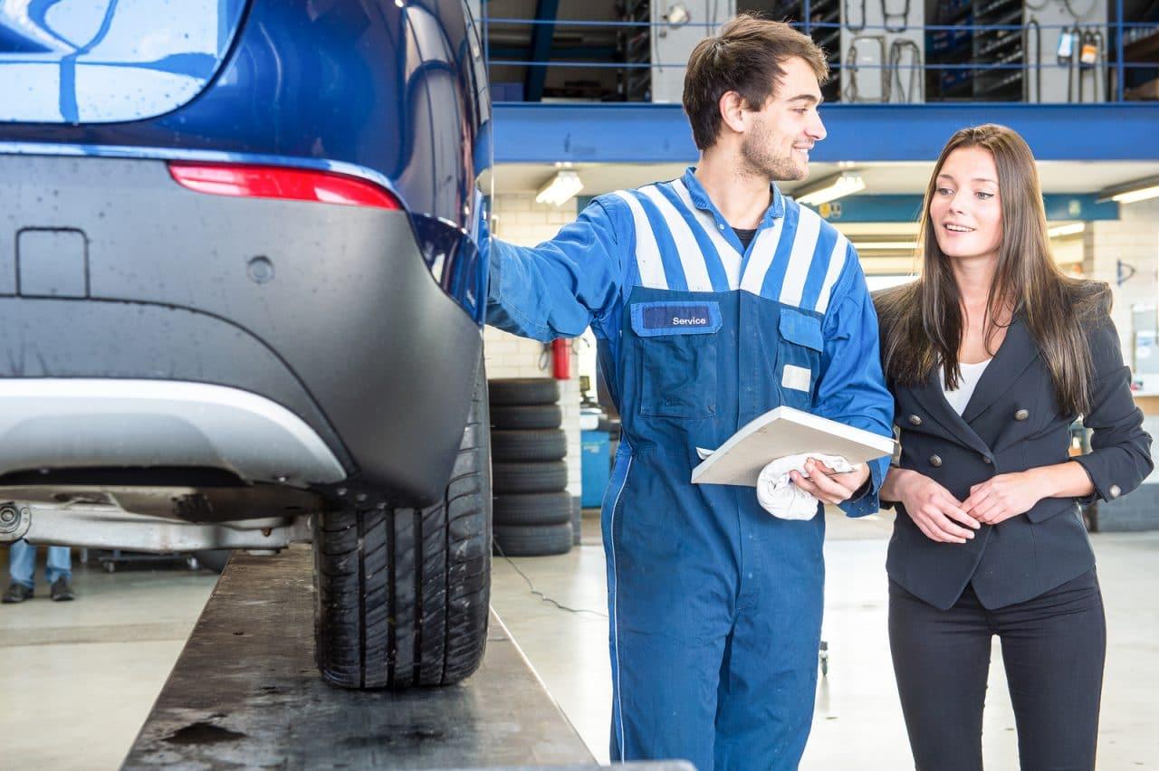 Kraftfahrzeugwerkstatt - Rechnungszugang muss nachgewiesen werden wegen Verjährungsbeginn