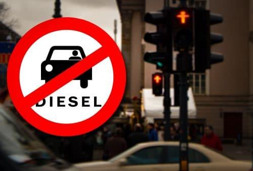 Dieselskandal - Betriebsuntersagung eines Kraftfahrzeugs