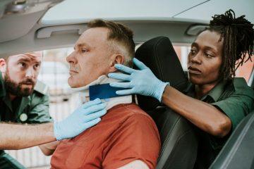Verkehrsunfall – Schmerzensgeld für leichte HWS-Distorsion und leichte BWS-Kontussion