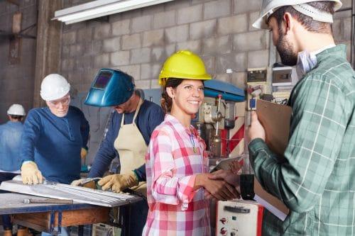 Ausübungsberechtigung - Erteilung nach der Handwerksordnung