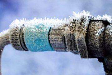 Frostbedingter Leitungswasserschaden – grobe fahrlässige durch Mieter