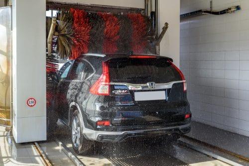 Waschstraßenbetreiber – Verkehrssicherungspflicht - Aufschiebeunfall