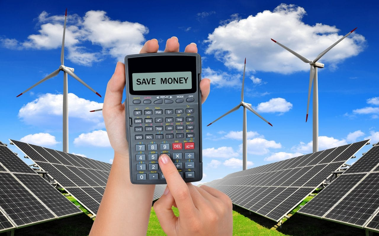 Zahlung eines garantierten Referenz-Energieertrags für eine Photovoltaikanlage