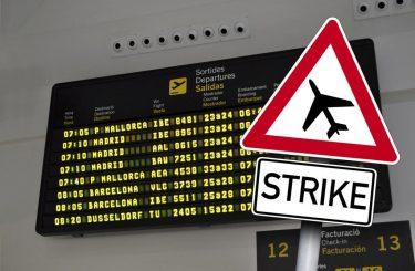 """Arbeitsniederlegung des Flugpersonals im Rahmen eines sog. """"wilden Streiks"""" - Fluggastrechte"""