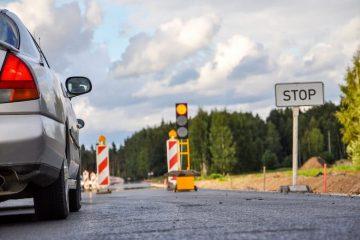 Sorgfaltspflichten eines Fahrzeugführers bei Bauarbeitern im Baustellenbereich