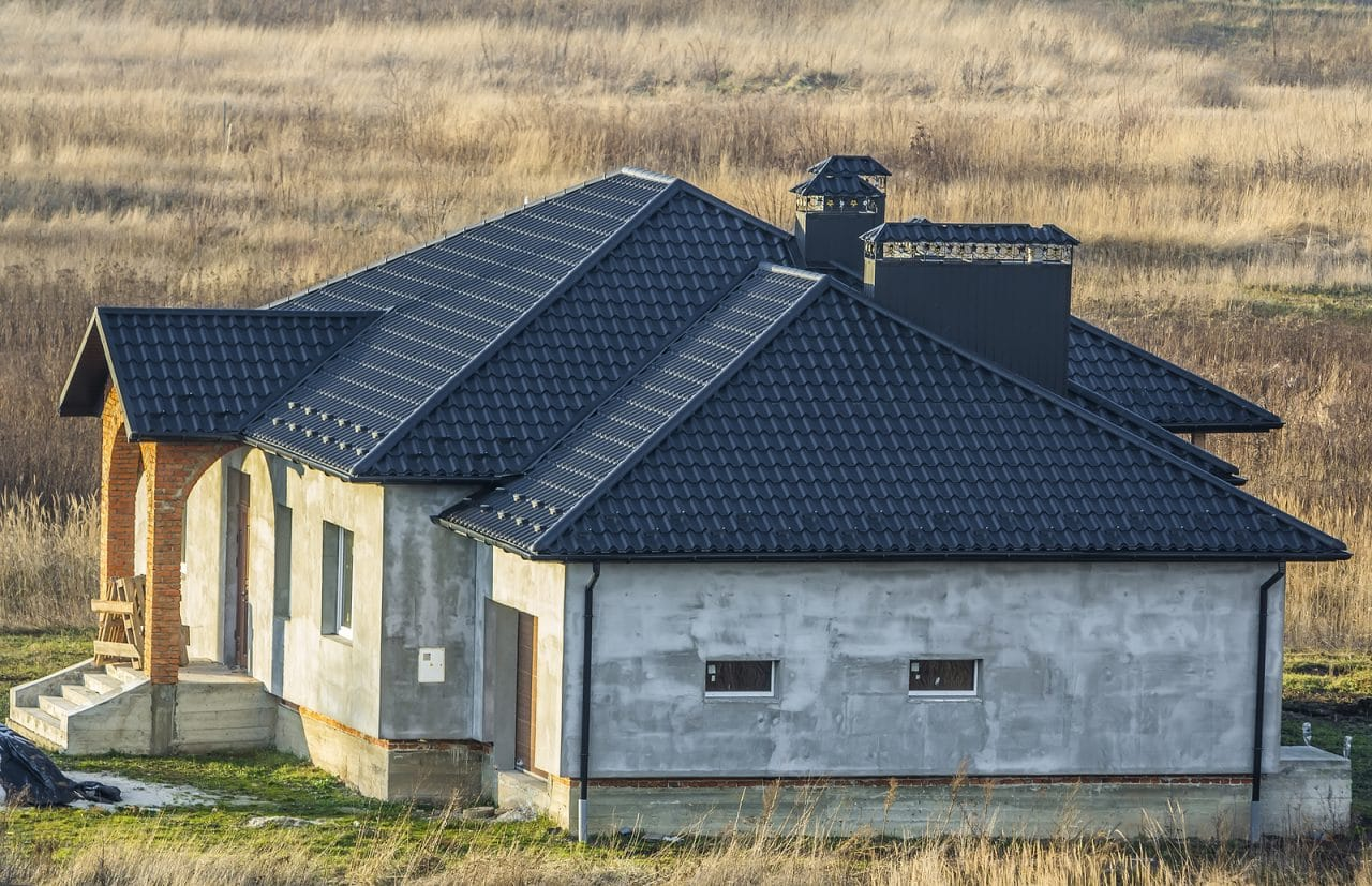 Fertighauskaufvertrag - Außenfassade aus Asbestzementtafeln ein Sachmangel?