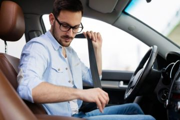 Fortsetzung der Fahrt mit funktionsunfähigem Sicherheitsgurt zulässig?