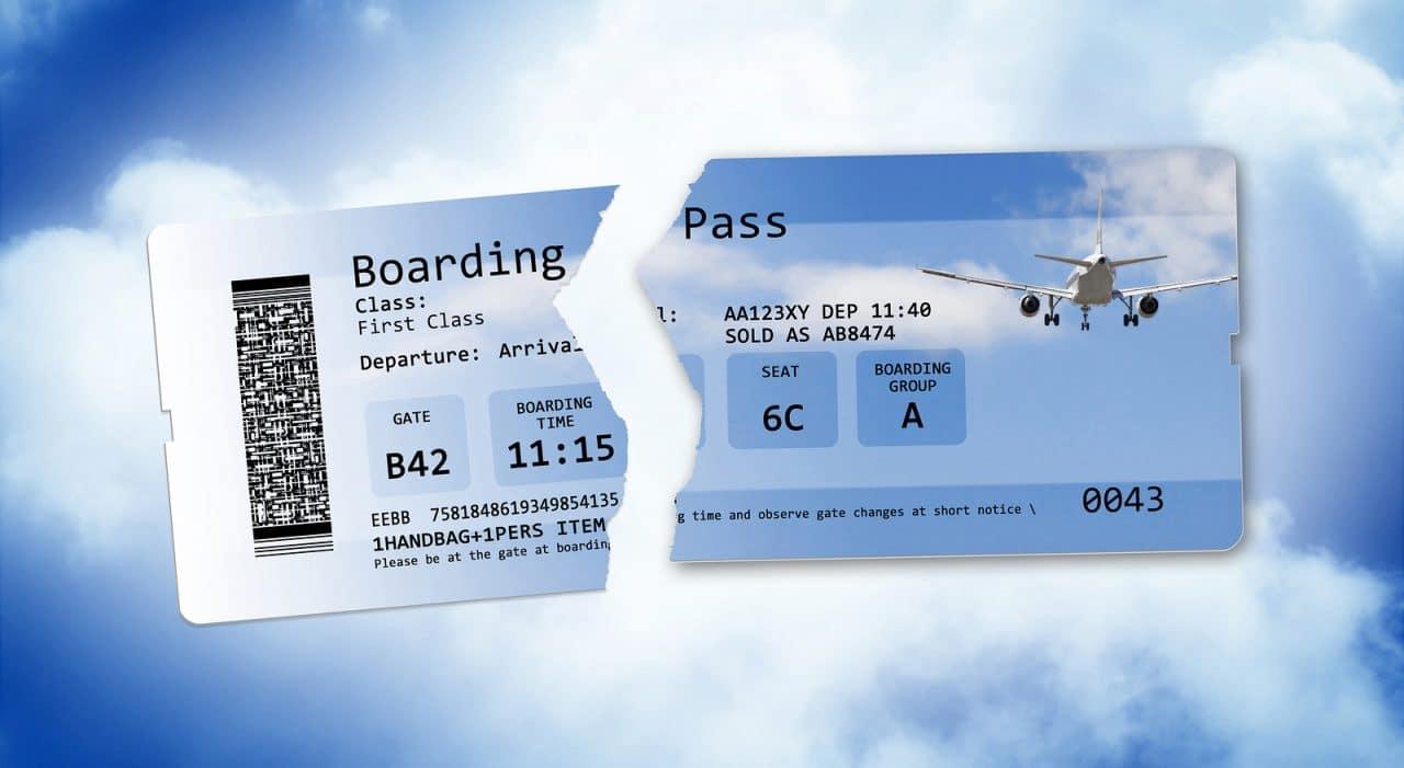 Fluggastrechte - Nichtbeförderung bei Flugstornierung durch den Reiseveranstalter