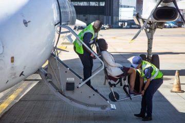 Beförderungsverweigerung für einen körperbehinderten Fluggast – Ausgleichsanspruch