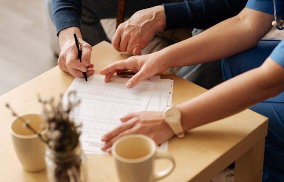 Heimvertrag - Kündigung des Vertrages aus wichtigem Grund