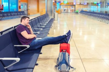 Flugverspätung wegen witterungsbedingter Umplanung – Ausgleichsanspruch