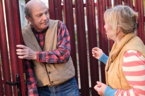 Gewaltschutzverfahren - tätliche Angriffe zwischen Wohnungseigentümern