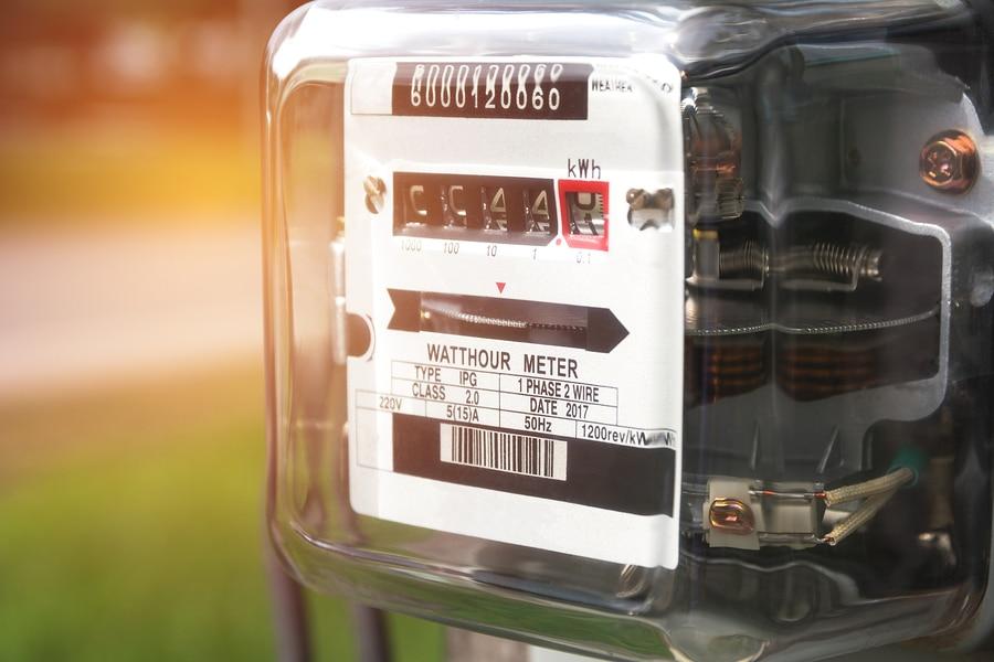 Stromsperre - Zutritt zum Stromzähler und Duldung der Unterbrechung