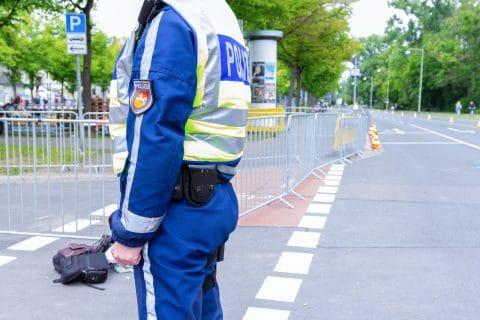 Mündlich durch Polizei ausgesprochenes Fahrverbot - Anrechnung