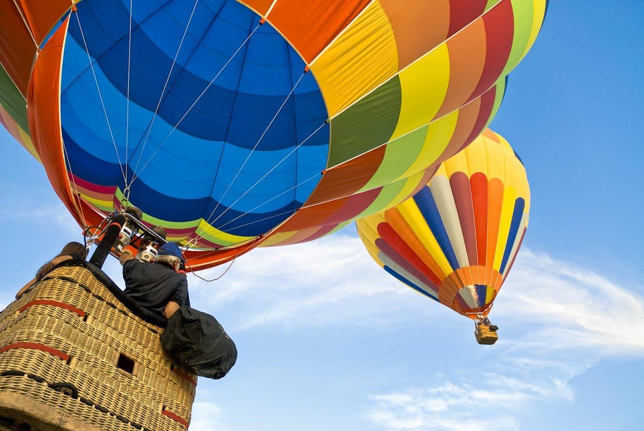 Ballonfahrt - Vertragsverlängerungsklausel bei wetterbedingter Nichtdurchführung