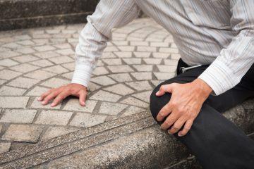 Verkehrssicherungspflicht – Haftung des Grundstückseigentümers bei Sturzunfall eines Besuchers