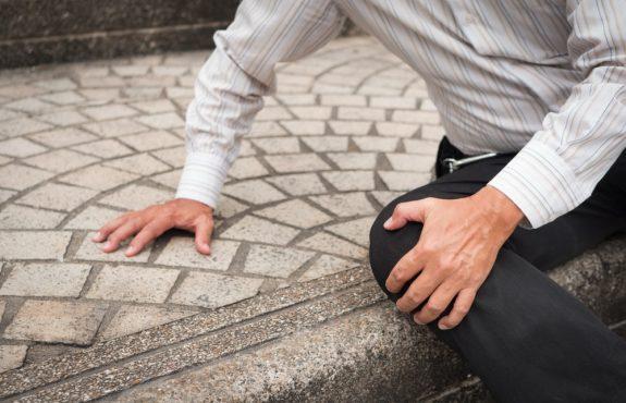 Verkehrssicherungspflicht - Haftung des Grundstückseigentümers bei Sturzunfall eines Besuchers