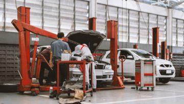 Verkehrsunfall - Reparaturverzögerungen bei Leasingfahrzeug