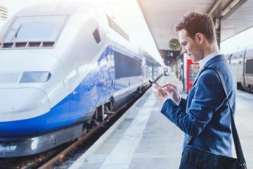 Rail & Fly-Ticket – Haftung des Reiseveranstalters für Bahnverspätungen