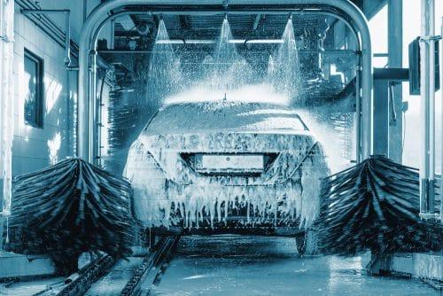 Leasingfahrzeug – Beschädigung in einer Waschstraße