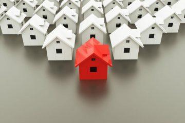 Wohnungseigentumsanlage aus Einfamilienhäusern – bauliche Veränderungen