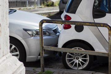 Verkehrsunfall – Haftungsverteilung bei berührungslosem Parkplatzunfall
