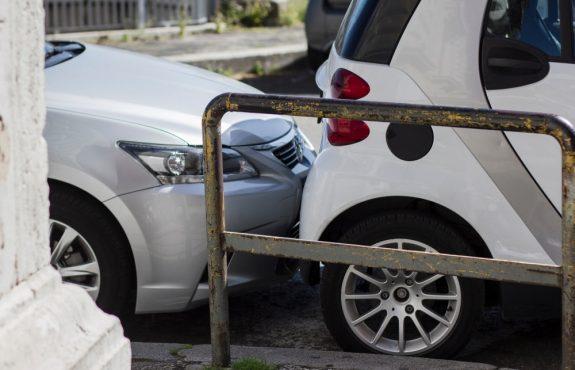 Verkehrsunfall - Haftungsverteilung bei berührungslosem Parkplatzunfall