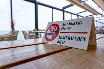 Reisemangel bei Rauchverbot auf dem Hotelgelände und dem hoteleigenen Strand?