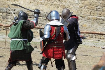 Mittelalterlicher Schaukampf – Liverollenspiel – Schadensersatz für Rollenspieler nach Verletzung