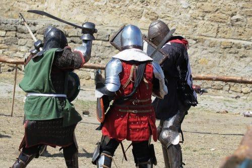 Mittelalterlicher Schaukampf – Liverollenspiel - Schadensersatz für Rollenspieler nach Verletzung