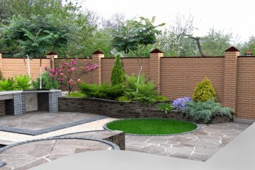 Grundstücksmauer – Unterlassung der Errichtung durch Nachbarn