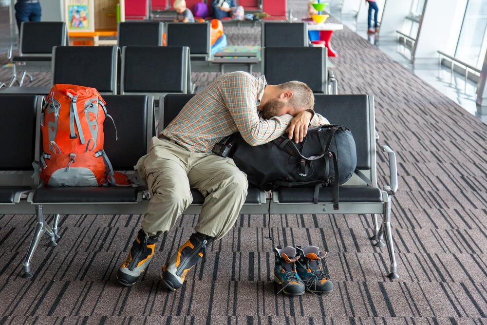 Fluggastrechte bei großer Verspätung bzw. Flugannulierung