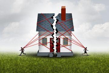 Hausgrundstück – hälftiges Miteigentum des geschiedenen Ehegatten – Nutzungsentschädigung
