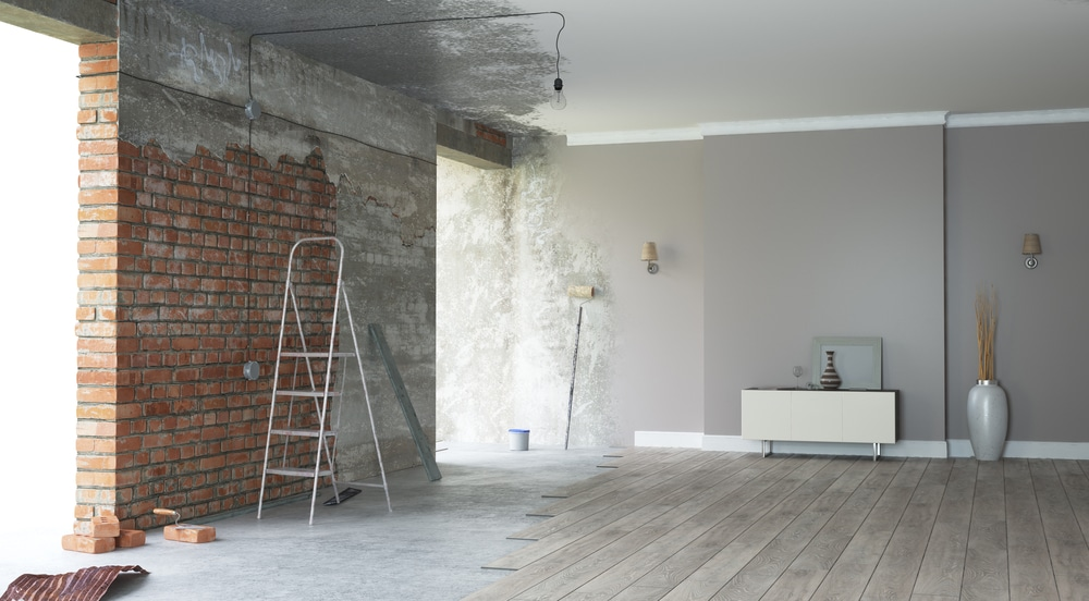 Hausdachsanierung - Verjährung der Gewährleistungsansprüche