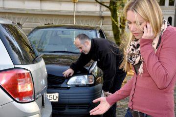 Verkehrsunfall – Vorfahrt nicht beachtet