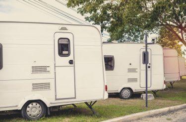 Hausfriedensbruch - Aufstellen eines Wohnwagens nach Ablauf des Nutzungsvertrages