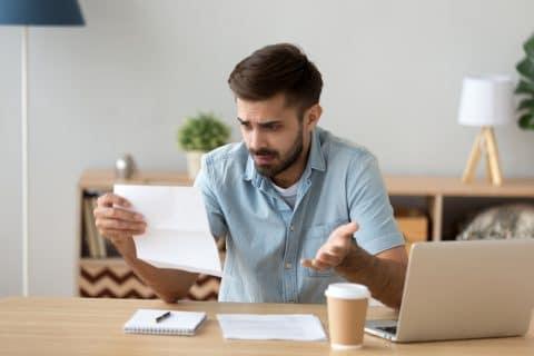 Freelancer-Vertrag - Kündigung - Zugang Kündigungsschreiben