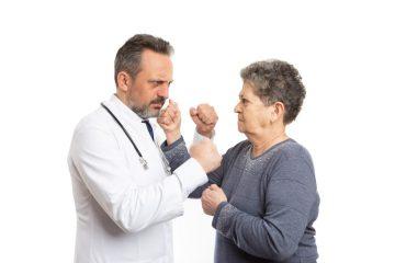Persönlichkeitsrechtsverletzung eines Arztes – Unterlassunganspruch von Äußerungen eines Patienten