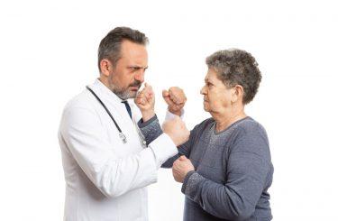 Persönlichkeitsrechtsverletzung eines Arztes - Unterlassunganspruch von Äußerungen eines Patienten