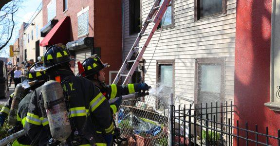 Schadensersatzansprüche Vermieters – Feuerwehreinsatz aufgrund Kochen des Mieters