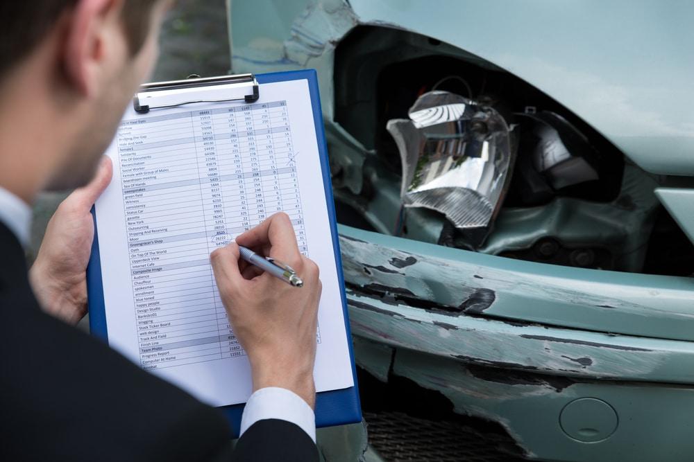 Verkehrsunfall - unfallbedingte Wertminderung bei einem älteren Fahrzeug