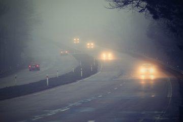 Nebelbedingt schlechte Sichtverhältnisse – Vorfahrtsberechtigung – Verkehrsunfall