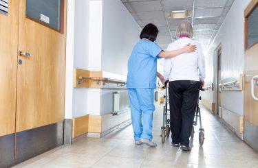 Pflegeheim – Verkehrssicherungspflichten - Beachtung der Intimsphäre von Patienten