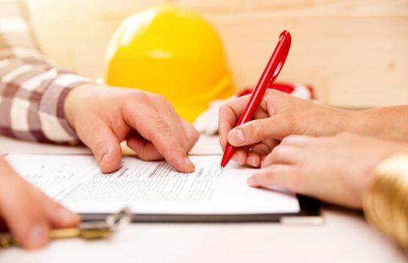 Bauvertrag - Einhaltung der anerkannten Regeln der Technik